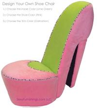 Shoechaircustom