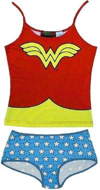 Wonderwomanunderoos